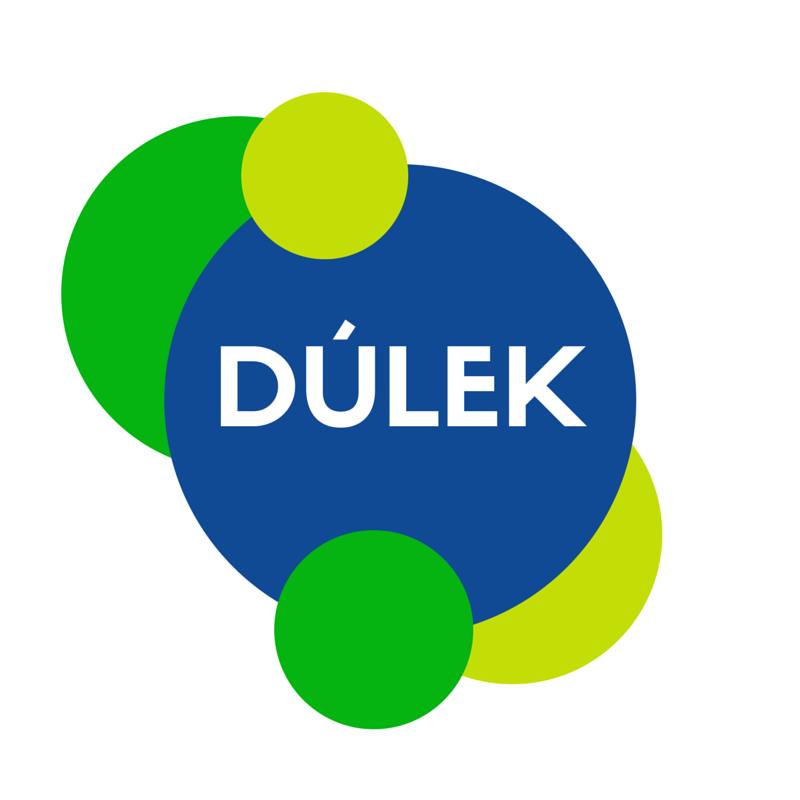 logo lesní školky DÚLEK